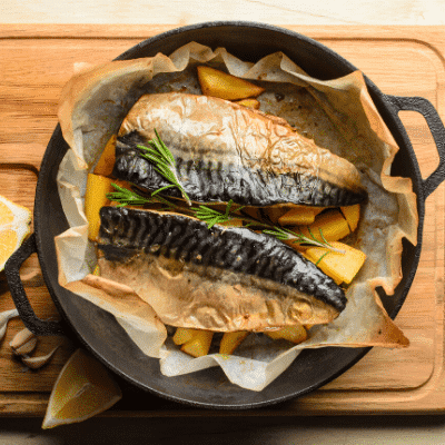 How do you bake fish without sticking? 4 step guide.