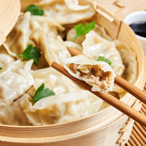 are dumplings good the next day