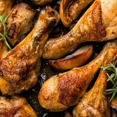 how long does it take to cook drumsticks