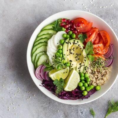 What do vegans eat for breakfast, lunch, and dinner
