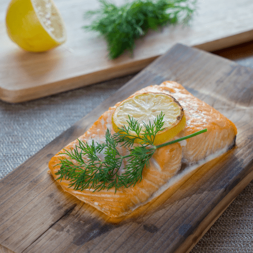 How do you tell when salmon is done cooking with 8 different methods?