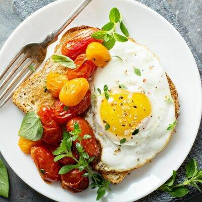 What do you eat for breakfast when you don't have time