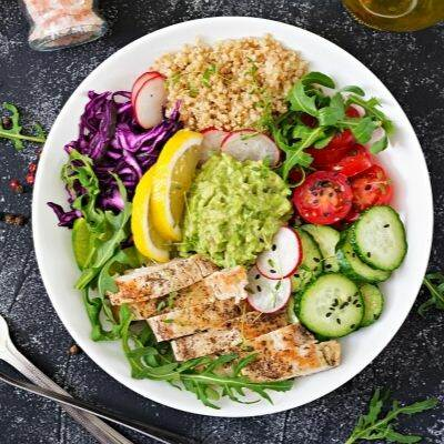 quick and healthy dinner ideas