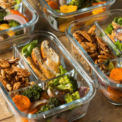 Perfect beginner Guide for making Ahead meals