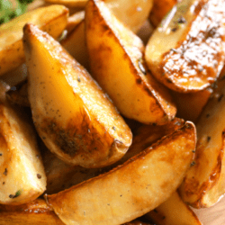Oven Wedge Fries