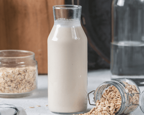 How to make Homemade Oat Milk: Easy Recipe, Dairy-Free and Vegan!