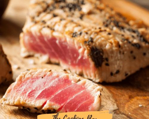 The Best Way To Pan Sear A Tuna Steak
