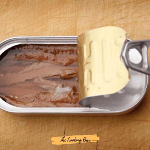 Canned Anchovies