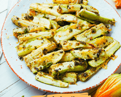 How to cook the Perfect Roasted Zucchini: 7 Tips for Seasoning and Cooking