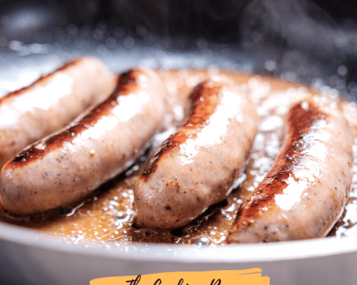 How to Cook Frozen Sausages: 4 Ways (Easy Techniques)