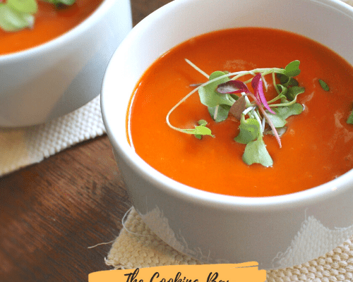 10 Different Ways To Thicken Tomato Soup
