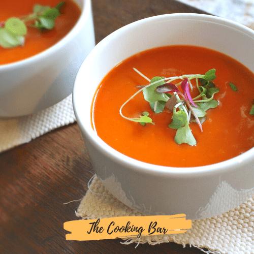 thicken tomato soup